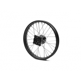 "14"" front wheel rim - 15mm - Aluminium"