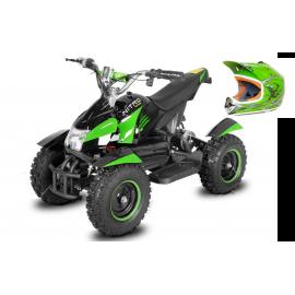 Quad enfant Pack Cobra 800 W + Casque