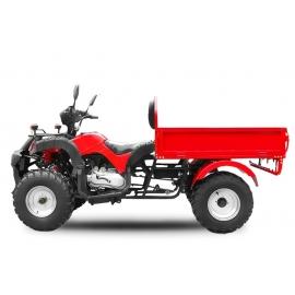 Dumper 200cc Quad Agricole Chaîne