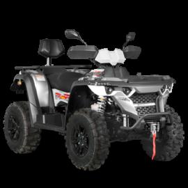 Hytrack 540 STL EPS 4x4 Quad agricole homologué petit prix