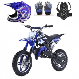"""Pack Apollo 49cc 10"""" + Protections"""