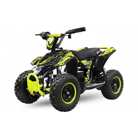 """Madox Delux 800W 6"""" Mini quad electrique"""