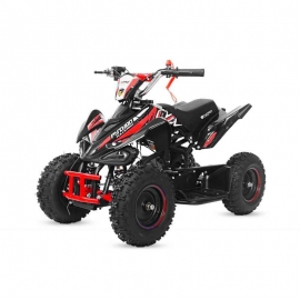 "Quad enfant Python Deluxe 49cc 6"" e-start"