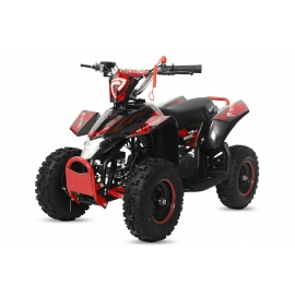 "Quad enfant Madox Deluxe 49cc 6"" e-start"