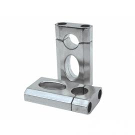 Puentes de aluminio - 22mm
