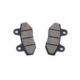 Plaquettes de frein - Double piston