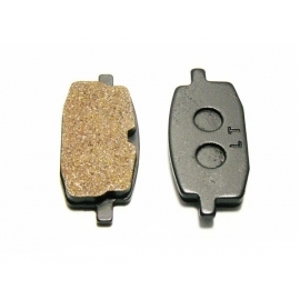 Plaquettes de frein arrière - Modèle 2