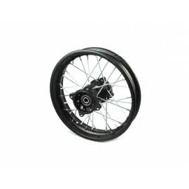 "12"" Rear Rim - 15mm - Steel"