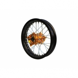 "12"" Rear Rim - 15mm - CNC Alloy Hubs"