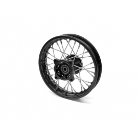 "12"" front wheel rim - 15mm - Aluminium"