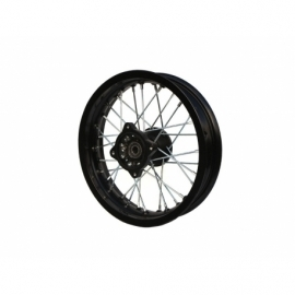 "12"" front wheel rim - 15mm - Alloy - Supermotard"