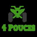 Quad 4 pouces