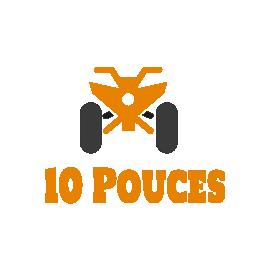 Quad 10 Pouces