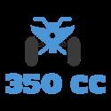Quad 350cc