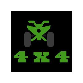 Quad Homologué 4x4